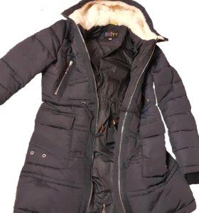 Пуховик зимний NINEL