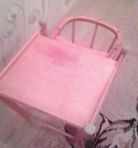Детский стол- стул
