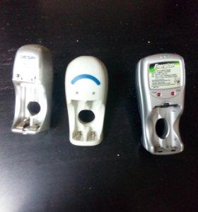 Зарядки для аккумуляторов.