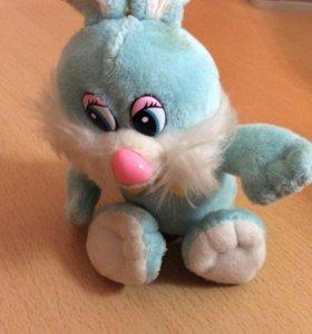 Игрушка для детей, мягкая игрушка, заяц
