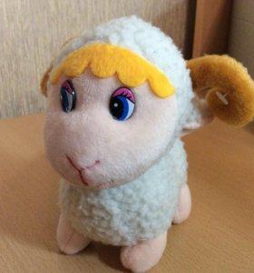 Игрушка для детей, мягкая игрушка, овца