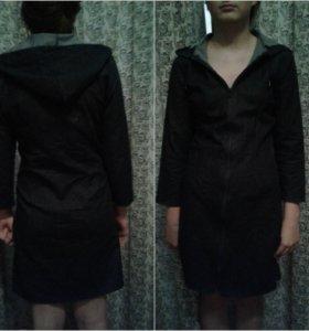 Джинсовые платье
