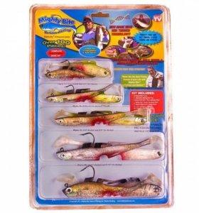 набор снастей для рыбной ловли Майти Байт