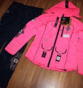 Зимние куртки до -30