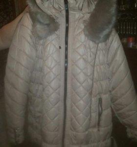 Пальто Пуховик 😍Новый😍