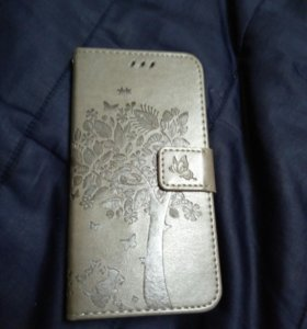 PU Кожаный Чехол для Huawei Honor 5A  LYO-L21