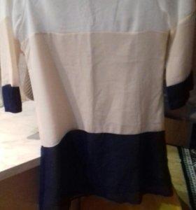 Платье- туника новое