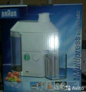 соковыжиматель braun mp80