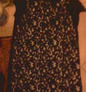 Платье с подклаткой
