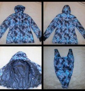 Женский зимний костюм (в т.ч. для слингоношения)