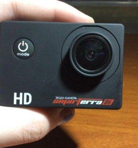 Экшн камера smarterra b6