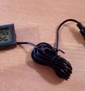 Термометр + гигрометр
