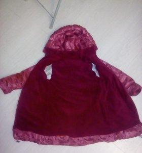 Куртка для девочки демисизонная