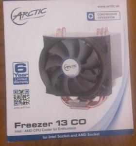 Новый кулер для процессора