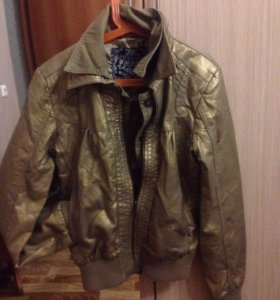Куртка кожа иск