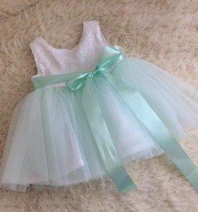 Платье детское на праздник