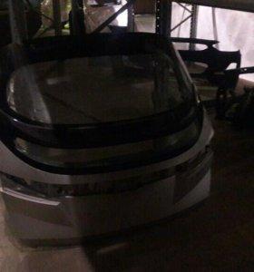 Хонда цивик хэтчбек крышка багажника