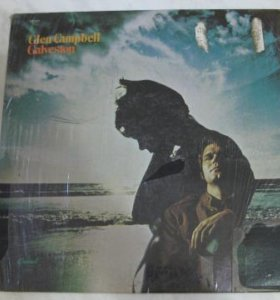 Glen Campbell (Глен Кэмпбелл). виниловый диск