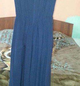 Платье на повседневку