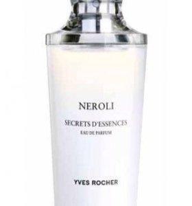 Secret d`Essences Neroli, Yves Rocher 50мл