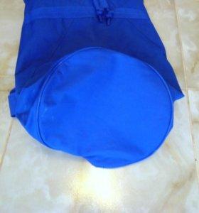 Сумка-рюкзак непромокаемый