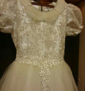 Продам платье 116-134