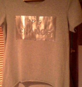 Женская футболка 46 размер