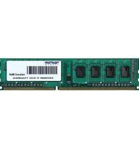 Оперативная память PATRIOT PSD DDR3-1333 2GB