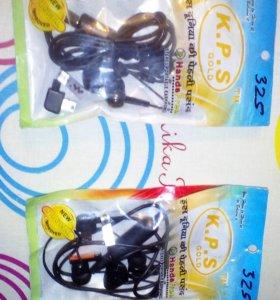 Наушники для телефонов с разъёмом v3