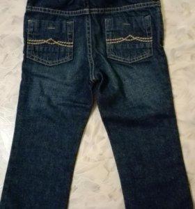 Новые джинсы детские