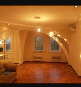 Ремонт квартир в Чехове,Серпухове,Подольске