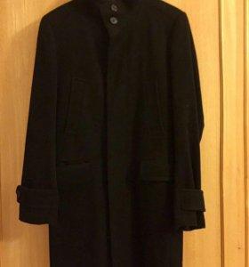 Пальто из кашемира mexx