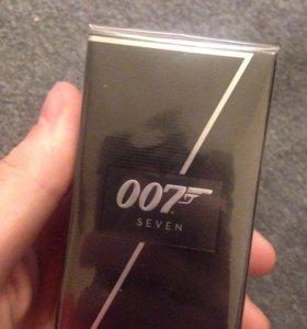 (-65%) Мужские духи James Bond 007 seven 30ml