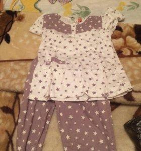 Пижама женская Новая