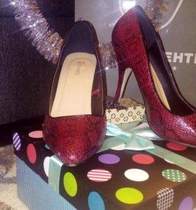 Туфли размер 38,5