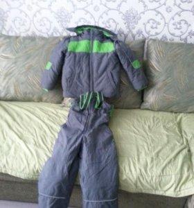 осенний костюм для мальчика 116 р.