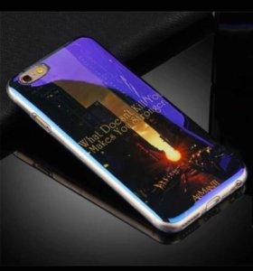 Новый силиконовый Чехол для iPhone 6+