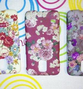 Samsung S5, S4, S4 mini, S3 накладки