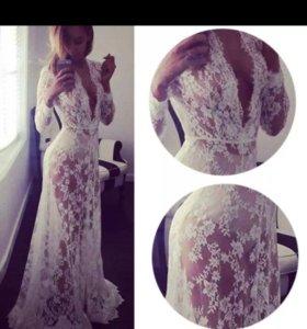 Платье -ночная рубашка