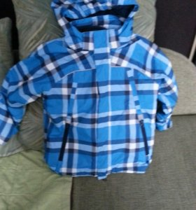 куртка осенняя 116-122