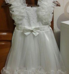 Платье р-р. 110-116