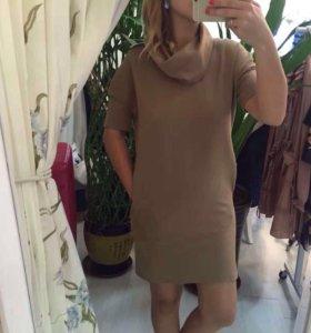 Новое платье Hermes Италия 44