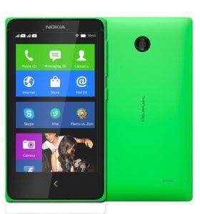 Nokia X (Green)