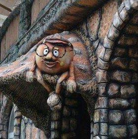 Художественная лепка скульптурным бетоном