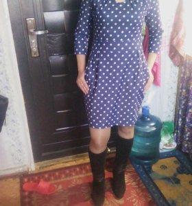 Платье джинца