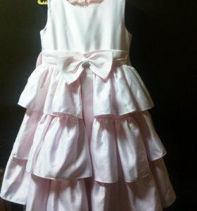 Платье нарядное 98 рост