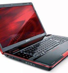 Ноутбук Toshiba qosmio x505