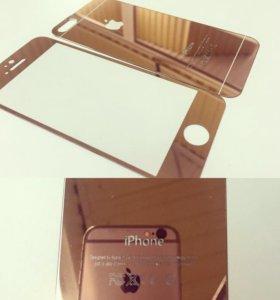 бронь стекла для iPhone 4 4s 5 5s SE 6 6s