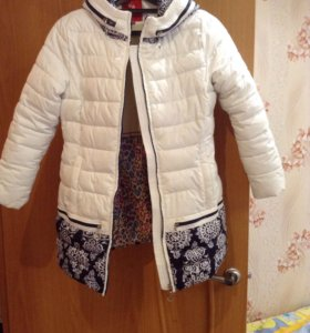 куртка демесезонная детская