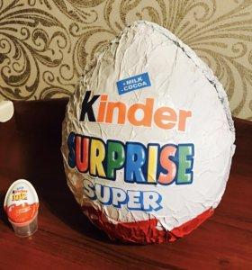 Kinder сюрприз SUPER  (шоколадное)